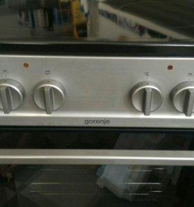 Новая электрическая плита Gorenje EC5111SG
