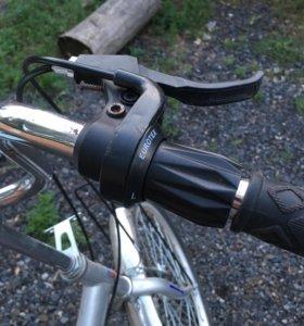 Новый скоростной велосипед