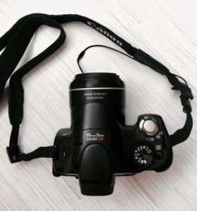 Фотоаппарат Canon PowerShot SX40HS