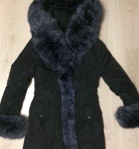 Пихора, пальто зимнее