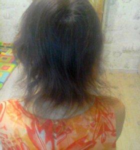 Наращивание волос,коррекция, капсуляция, кератин