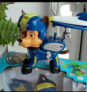ЧЕЙЗ - щенячий патруль!