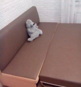 Новый кухонный диван