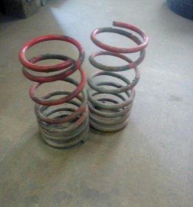 Передние пружины ваз 2114 -50