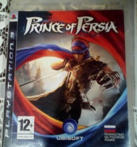 Игра на ps3 Prince of Persia.