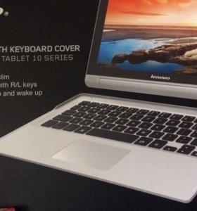 кейс-клавиатура lenovo bluetooth keyboard