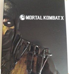 Mortal Kombat X для PS4. Стилбук