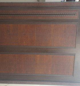 Шкаф, барная стойка.