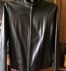 Куртка из натуральной кожи размер S