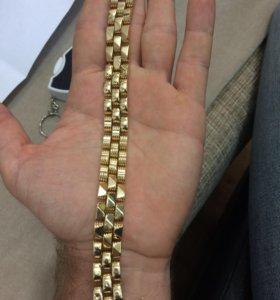 Золото 585 проба, 21,7 грамм