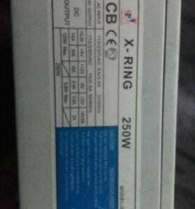 Блок 250 w