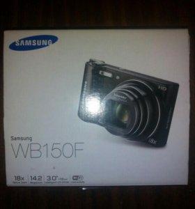 Продам фотоаппарат samsung wb150f