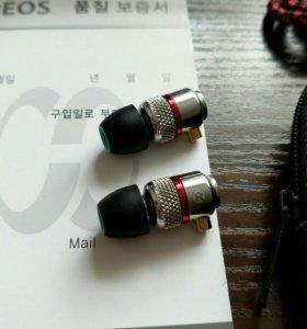 Наушники гибридные T-PEOS H100
