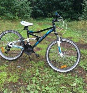 Велосипед Stark'14 striky чёрный/глянцевый