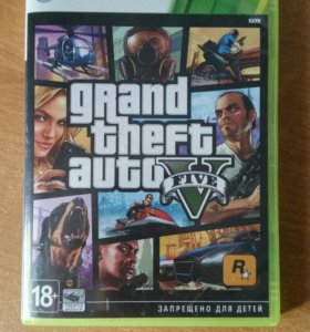 GTA 5 xbox 360 + FIFA 15 xbox 360