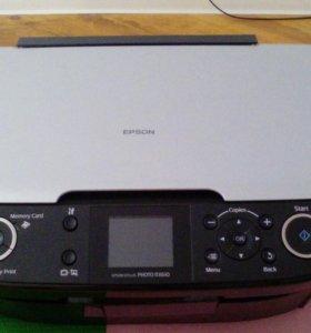 Принтер-сканер струйный
