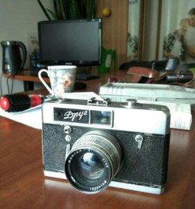 Редкий фотоаппарат Друг 60х
