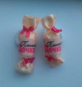 Резиночки - конфетки
