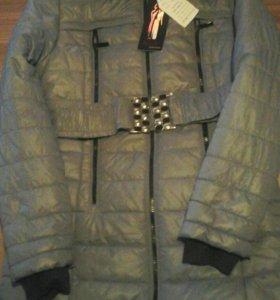 Продам куртку-пальто женская новая.