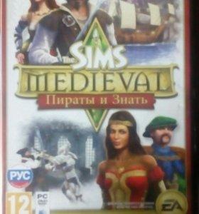 Sims MEDIEVAL : Пираты и Знать