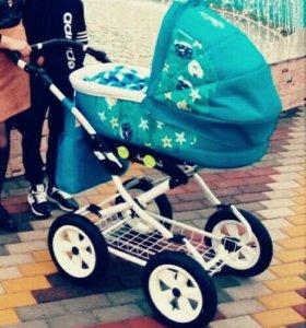 Детская коляска в отличном состоянии.