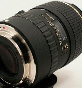 Tokina AT-X 100mm f/2.8 (AT-X M100) AF PRO D