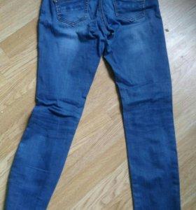 Платье джинсы