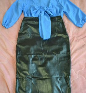 Блузка + Юбка