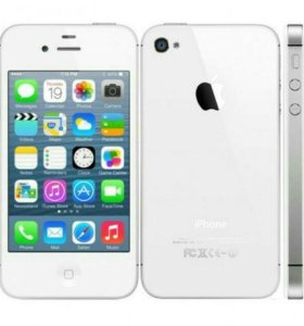 Новый iPhone 4S 16Gb White (оригинал)