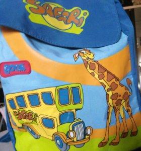 Рюкзак дошкольника