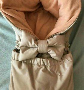Конверты трансформер для новорожденного