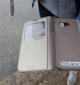 Продам телефон Samsung galaxy s7. 2017 г.