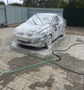 Химчистка салона и мойка автомобиля