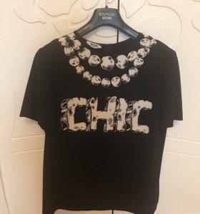 Блуза Moschino Cheapandchic