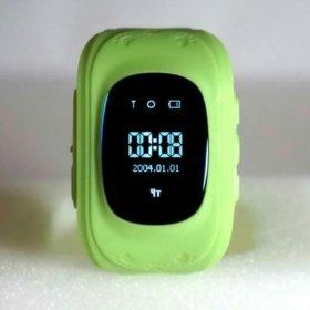 НОВЫЕ ДЕТСКИЕ часы телефон GPS Q50 ОРИГИНАЛ