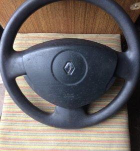 Руль с подушкой безопасности Renault Symbol