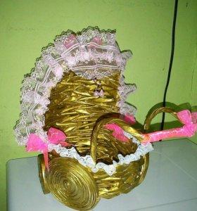 Сувенирная коляска