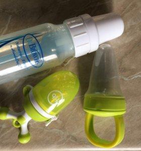 Бутылочка и ниблеры