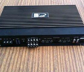 Автомобильный усилитель (4 канала) Kicx RTS 4.60