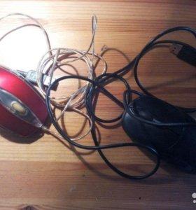 Компьютерная мышь проводная