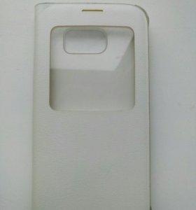 Продам новый оригинальн чехол на Samsung Galaxy S6