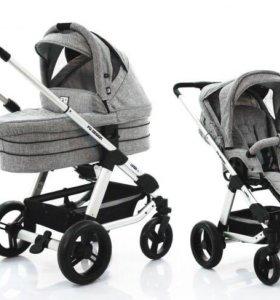 Детская коляска 2 в 1 Fd design lingo 4s Graphite