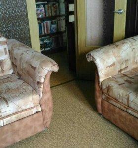 Кресло-кровать 2 шт.