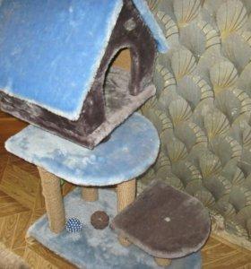 Домик (комплекс)для кошки или кота