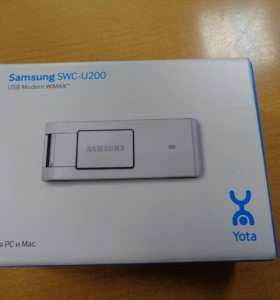USB модем Samsung Yota WiMAX