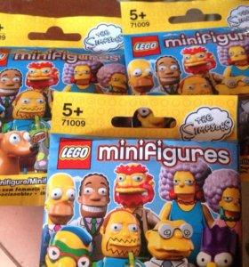Lego Minifigures Симпсоны 2 серия