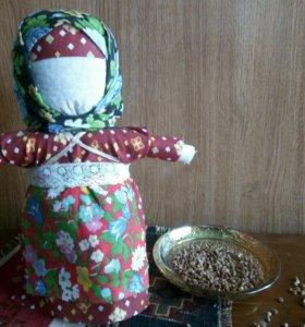 Кукла оберег Крупеничка.