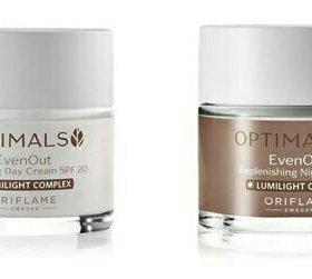 Набор кремов для лица против пигментации(Oriflame)