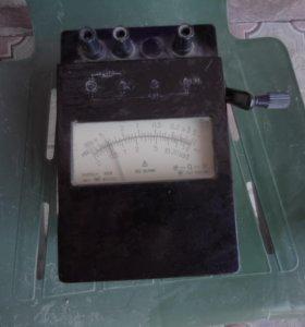 Мегаомметр М4100/1 100В