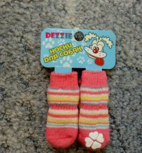 Носочки для собаки/кошки